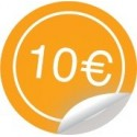 Gift cards 10€