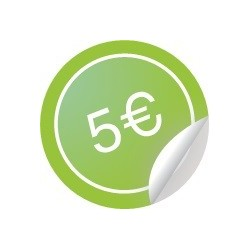 Gift cards 5€