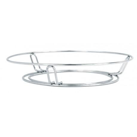Ring frame for use on gasburner for wok by Demeyere