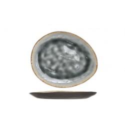 BLUE GREY plate
