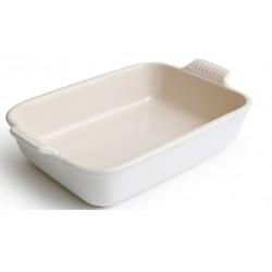 Stoneware rectangular dishes Mate à Croquer Le Creuset