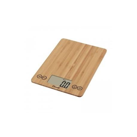 Digitale kitchen scale 7kg Escali Arti bamboo