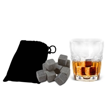 Ice cubes, Chill Stones, 9 pieces