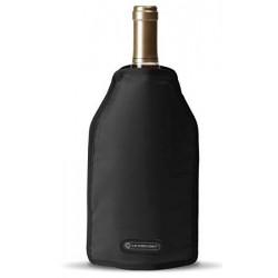 Le Creuset Screwpull wijnkoeler, zwart