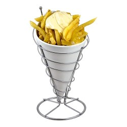 French fry bag