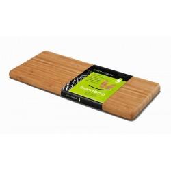 Bamboo cutting board 34x15.8x1.8cm